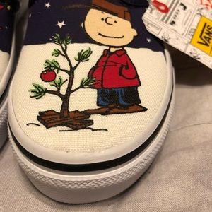 Vans Shoes - Vans Limited Edition Peanuts Slip on Kids 11.5 New